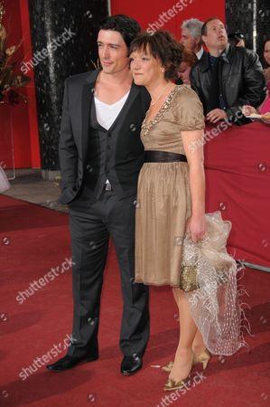Adam Croasdell and Gillian Wright