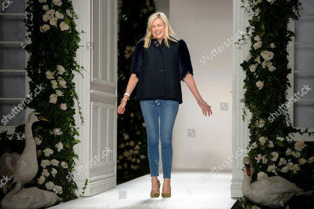 Editorial picture of Britain Fashion Week S/S 2014 - Mulberry, London, United Kingdom - 15 Sep 2013