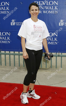 Editorial image of 16th Annual EIF Revlon Run/Walk For Women in Los Angeles, America - 09 May 2009