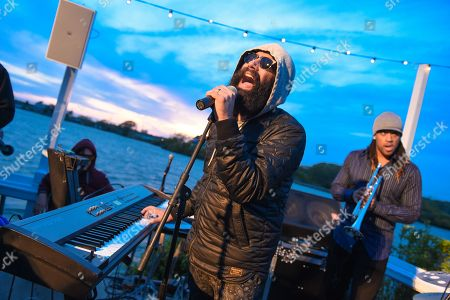 Editorial image of Capital Cities In Concert - , NY, Montauk, USA - 24 May 2015