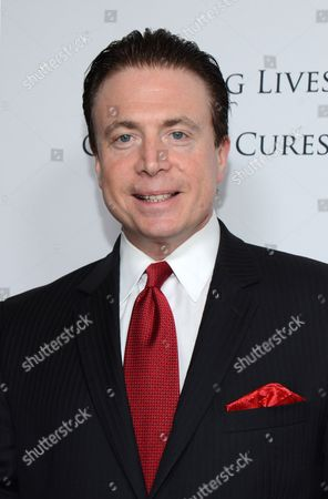 Frank Mottek, CBS/KNX Business Hour arrives at Changing Lives And Creating Cures Gala at The Beverly Wilshire Hotel, in Beverly Hills, California