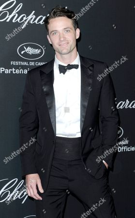 Louis-Marie de Castelbajac seen the Chopard Party at the 67th international film festival, Cannes, southern France