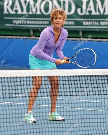 Editorial photo of Chris Evert Pro-Celebrity Tennis Classic - Florida, Delray Beach Beach, USA - 22 Nov 2014