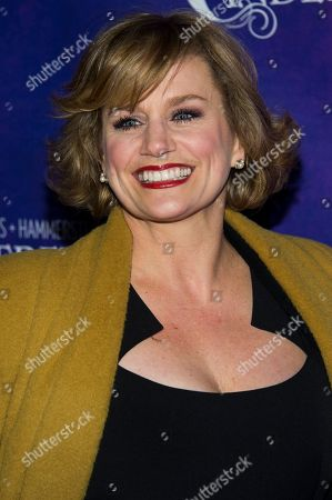 """Cady Huffman attends the Broadway premiere of """"Rodgers + Hammerstein's Cinderella"""" on in New York"""