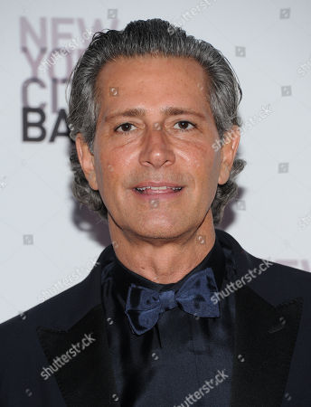 Carlos Souza attends the New York City Ballet 2013 Fall gala at Lincoln Center on in New York