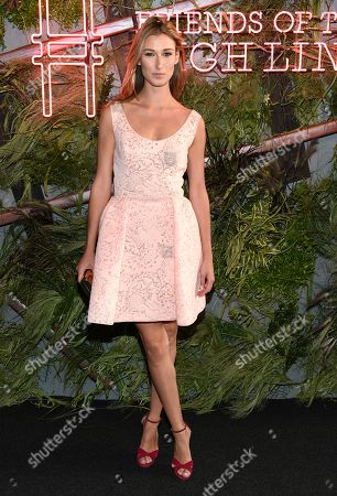 Stock Photo of Lauren Remington Platt attends the Coach Summer Party on the High Line, in New York
