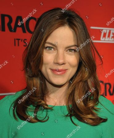 """Michelle Monaghan attends the screening of """"Cleaners"""" at Sony Pictures Studio's Cary Grant Theater, in Culver City, Calif"""