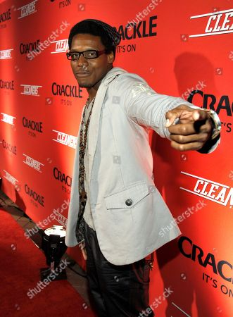 Editorial image of Crackle TV Premiere of Cleaners, Culver City, USA - 26 Sep 2013