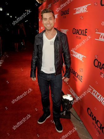 """Lance Bass attends the screening of """"Cleaners"""" at Sony Pictures Studio's Cary Grant Theater, in Culver City, Calif"""