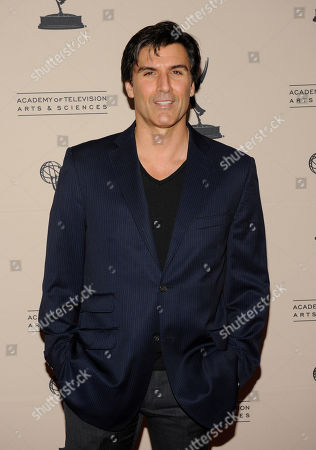 """LOS ANGELES CA - JUNE 14: Actor Vincent Irizarry arrives at the """"Daytime Emmy Nominee Reception Presented by the Academy of Television Arts & Sciences' Daytime Programming Peer Group"""" in the Garden Room & Terrace at the SLS Hotel at Beverly Hills on in Los Angeles, California. The 39th Daytime Entertainment Emmy Awards, presented by the National Academy, will take place on June 23, 2012 at The Beverly Hills Hotel"""