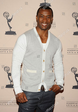 Editorial photo of Daytime Emmy Nominee Reception Presented By The Academy of Television Arts & Sciences - Arrivals, Los Angeles, USA - 14 Jun 2012