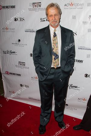 Richard Gilliland attends the Denim and Diamonds fundraiser at Calamigos Ranch, in Malibu, Calif