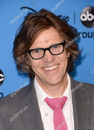 Actor Simon Templeman arrives at the Disney/ABC 2013 Summer TCA Party at the Beverly Hilton Hotel on in Beverly Hills, Calif
