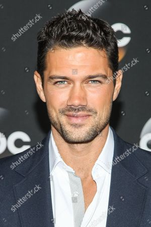 Ryan Paevey attends the Disney/ABC Television Group 2014 Summer TCA held at the Beverly Hilton Hotel, in Beverly Hills, Calif