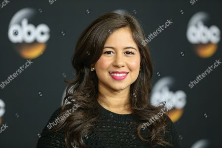 Chloe Wepper attend the Disney/ABC Television Group 2014 Summer TCA held at the Beverly Hilton Hotel, in Beverly Hills, Calif