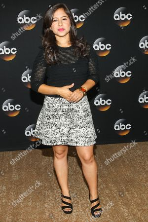 Stock Image of Chloe Wepper attend the Disney/ABC Television Group 2014 Summer TCA held at the Beverly Hilton Hotel, in Beverly Hills, Calif