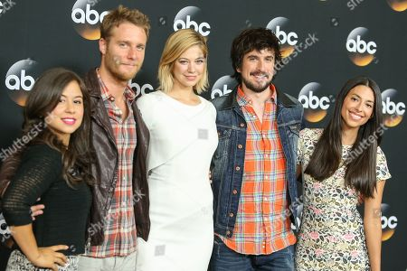 Editorial photo of Disney/ABC Television Group 2014 Summer TCA - Red Carpet, Beverly Hills, USA - 15 Jul 2014