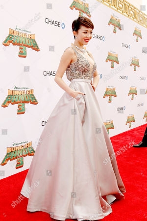Toc Tien seen at DreamWorks Animation and Twentieth Century Fox World Premiere of 'Kung Fu Panda 3' at TCL Chinese Theater, in Hollywood, CA