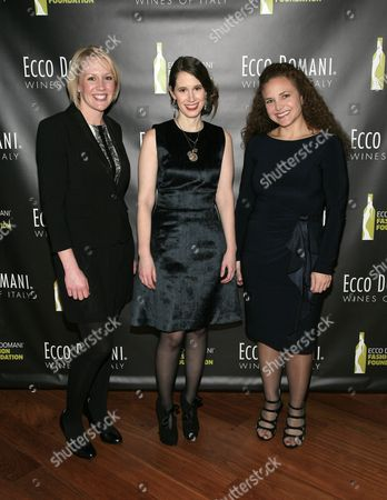 Editorial image of Ecco Domani Fashion Foundation 2014 Winners Happy Hour, New York, USA - 22 Jan 2014