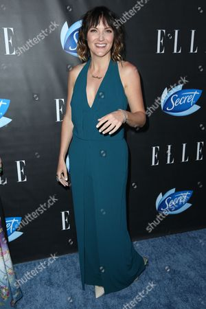 Stock Photo of Jen Kirkman arrives at the ELLE Women in Comedy Event at Hyde Sunset, in Los Angeles