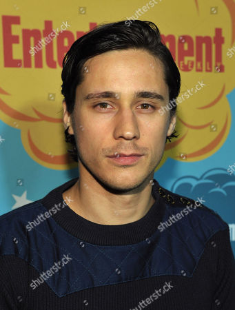 Actor Peter Gadiot attends Entertainment Weekly's Comic-Con Celebration at FLOAT at the Hard Rock Hotel, in San Diego