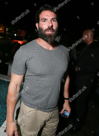 Dan Bilzerian attends Entertainment Weekly's Annual Comic-Con Closing Night Celebration at the Hard Rock Hotel, in San Diego