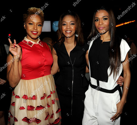 Editorial image of ESSENCE Magazine's 5th Annual Black Women in Music Event, Los Angeles, USA - 22 Jan 2014