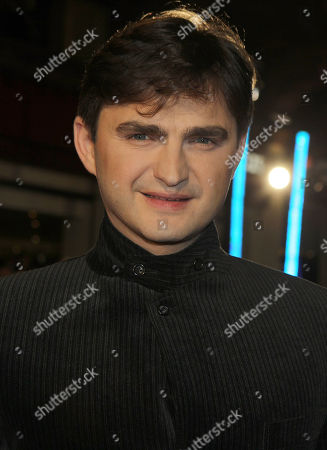 English Actor Lenn Kudrjawizki attends the European Premiere of Jack Ryan: Shadow Recruit: Inside Arrivals Vue,West End,Leicester Square in London on Monday 20 Jan, 2014