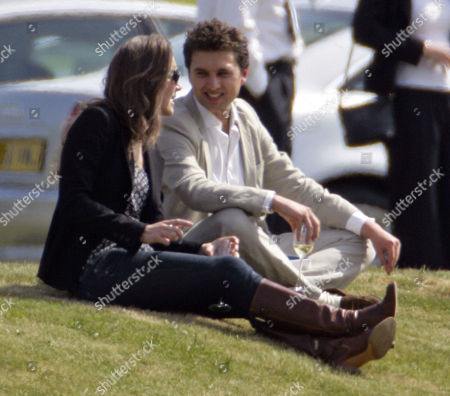 Catherine Duchess of Cambridge and Thomas Van Straubenzee