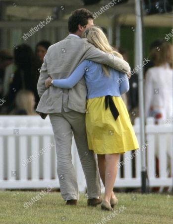 Thomas Van Straubenzee and girlfriend Melissa 'Missy' Percy