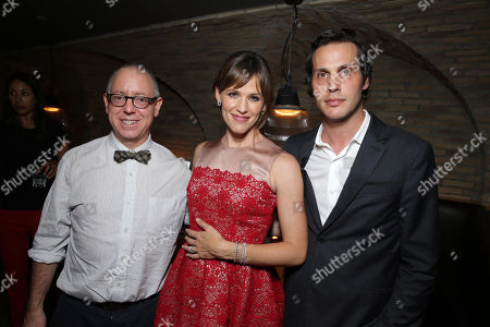 CEO of Focus Features James Schamus, Jennifer Garner and President of Production at Focus Features Jeb Brody seen at Focus Features 'Dallas Buyers Club' Premiere at 2013 TIFF presented by Audi, on Saturday, Sep, 7, 2013 in Toronto