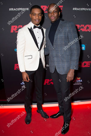 """Editorial picture of Focus Features Premiere of """"Race"""", Toronto, Canada - 11 Feb 2016"""