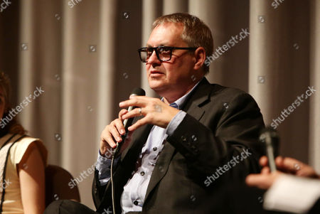 Stock Picture of Director Brian Percival seen at Fox 2000 Pictures special screening of 'The Book Thief' held at the Simon Wisenthal Center's Museum of Tolerance, on Saturday, Nov, 2, 2013 in Los Angeles