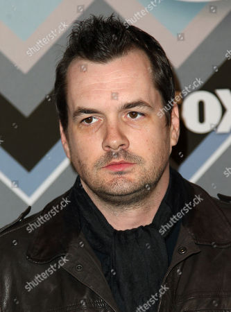 Jim Jeffries arrives at the Winter TCA Fox All-Star Party at the Langham Huntington Hotel, in Pasadena, Calif