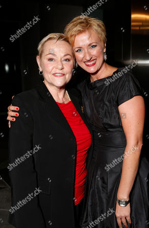 """Cheryl Cohen Greene and Costume Designer Justine Seymour attend Fox Searchlight's """"The Sessions"""" Los Angeles Premiere at LACMA,, in Los Angeles"""