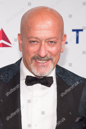Stock Image of Domenico Vacca attends the Friars Club Entertainment Icon Award ceremony honoring Martin Scorsese at Cipriani Wall Street, in New York