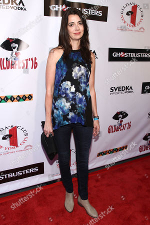 Stock Image of Carmen Lynch attends Gildafest '16 hosted by Gilda's Club NYC at Carolines on Broadway, in New York