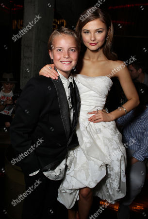 """Editorial picture of Gramercy Pictures Presents the World Premiere of """"Insidious: Chapter 3"""", Hollywood, USA - 4 Jun 2015"""