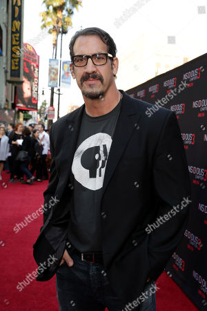 """Matt Willig seen at Gramercy Pictures presents the world premiere of """"Insidious: Chapter 3"""" held at TCL Chinese Theatre, in Hollywood"""