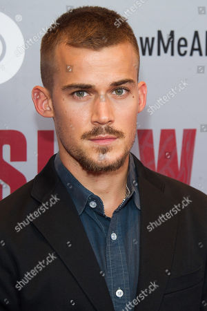 """Josh Salatin attends a special screening of HBO's """"Show Me A Hero"""" miniseries at The New York Times Center, in New York"""