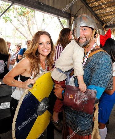 Editorial photo of HISTORY - The Vikings Experience, San Diego, USA - 19 Jul 2013