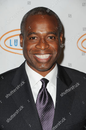 Phill Lewis attends Lupus LA's Hollywood Bag Ladies Luncheon at the Beverly Wilshire Hotel, in Beverly Hills, Calif