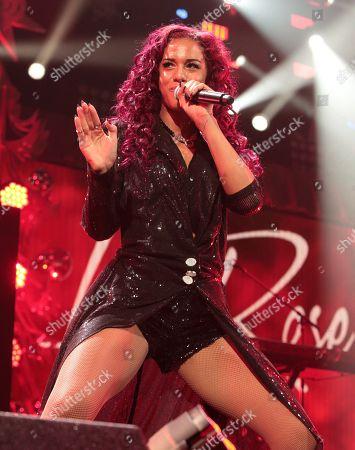 Editorial photo of Hot 99.5â?™s iHeartRadio Jingle Ball - , D.C., Washington, USA - 14 Dec 2015