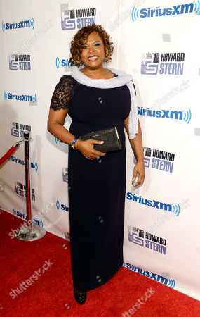 "Satellite radio personality Robin Quivers attends ""Howard Stern's Birthday Bash,"" presented by SiriusXM, at the Hammerstein Ballroom, in New York"