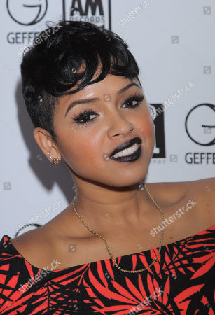 Editorial picture of Interscope Records Pre BET Awards Party, Los Angeles, USA - 28 Jun 2014