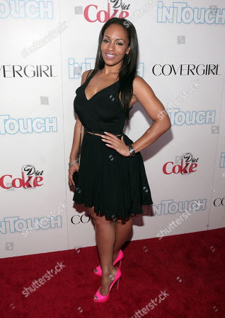 Actress Melyssa Ford attends the InTouch Icons and Idols Party on in New York