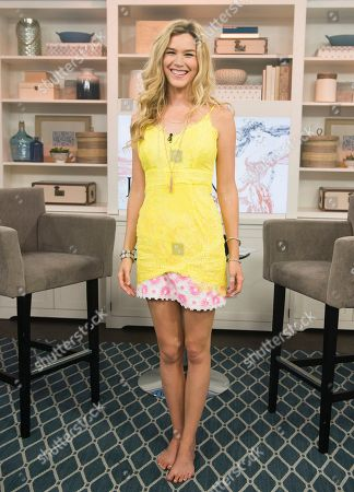 """Stock Image of Singer/Songwriter Joss Stone seen on CTV's """"The Marilyn Denis Show"""", in Toronto, Canada"""