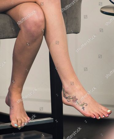 """Stock Photo of Singer/Songwriter Joss Stone seen on CTV's """"The Marilyn Denis Show"""", in Toronto, Canada"""