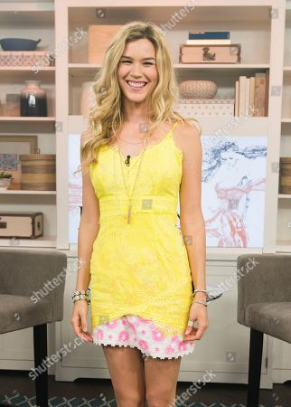 Editorial image of Joss Stone Visits The Marilyn Denis Show, Toronto, Canada - 8 Jul 2015