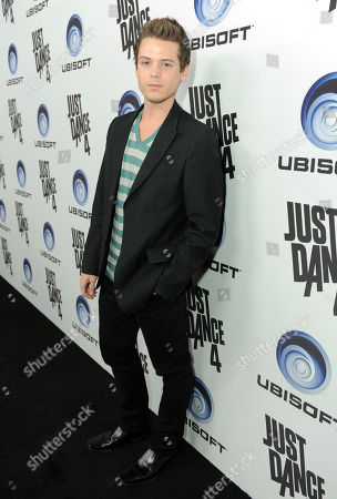 Drew Osborne arrives at the Just Dance 4 launch party hosted by Ashley Benson and Christina Milian on in Los Angeles. Just Dance 4 hits store shelves on Tuesday, Oct. 9, 2012.Â